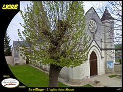 20100715-Ligré_023 (michel.cansse) Tags: france centre richelieu indreetloire paysdeloire glise ligré