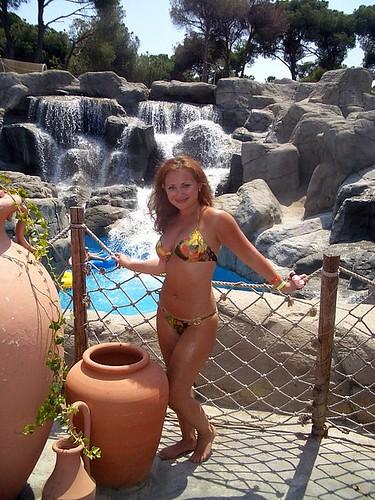 park water Milf at