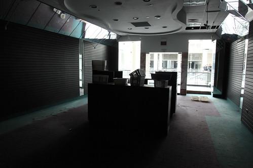 Claire's store interior
