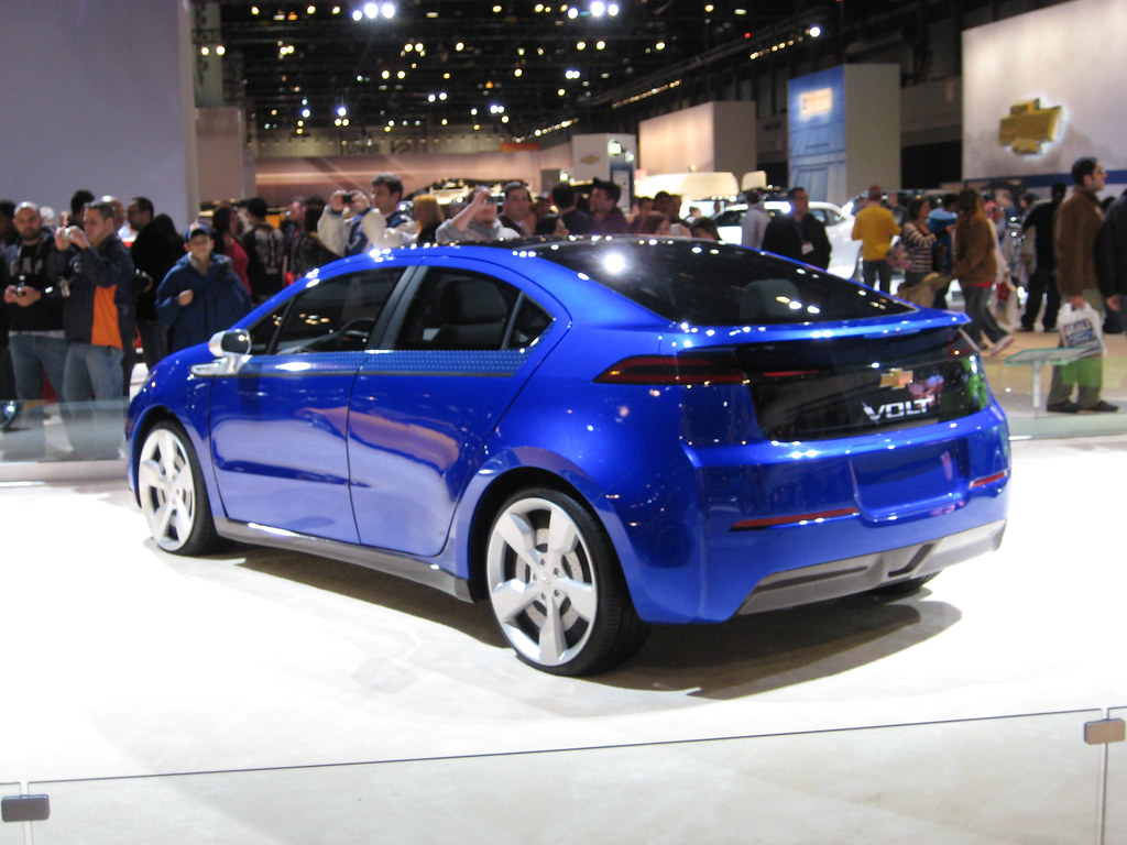Chevrolet Volt by dharder9475, on Flickr