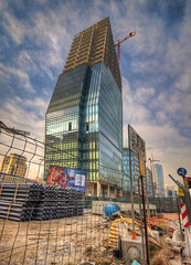 Il Diamantone /Diamond Tower (Fil.ippo) Tags: milan tower milano sigma diamond grattacielo 1020 hdr filippo skycraper diamante d5000 exvaresine diamantone