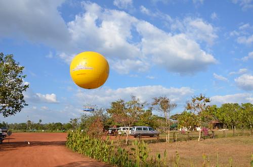 ANgkor Wat Ballon ©  Still ePsiLoN