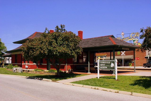 Cookeville, TN Train Depot