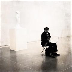 The London artist