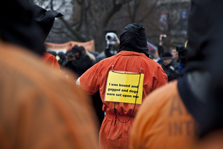 Witness Against Torture: Bound and Gagged