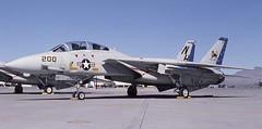 Grumman F-14A Tomcat (Nigel Musgrove-2.5 million views-thank you!) Tags: black unitedstates nj 200 lions usnavy 00 grumman ussamerica vf213 f14a 159858