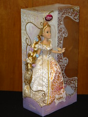 Disney Tangled Ever After Wedding Rapunzel 12'' Doll - Boxed - Left Front View (drj1828) Tags: wedding hair inch doll long disney blonde after 12 boxed ever rapunzel tangled