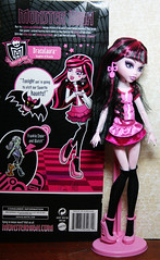 Day at the Maul Draculaura- private collection (datumzinebeautifulmemories) Tags: monster mall shopping high punk vampire goth barbie lolita fashiondoll mattel jointed onesixthscale gothicdolls monsterhigh draculaura dayatthemaul dayatthemauldraculaura