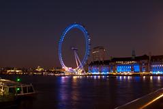London Eye (Night)