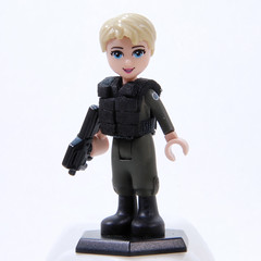 Samantha Carter (Stargate SG-1) (Catsy [CC]) Tags: friends mod lego carter stargate sg1 samantha custom modification catsy brickarms flickr:user=catsy lego:scale=minidoll