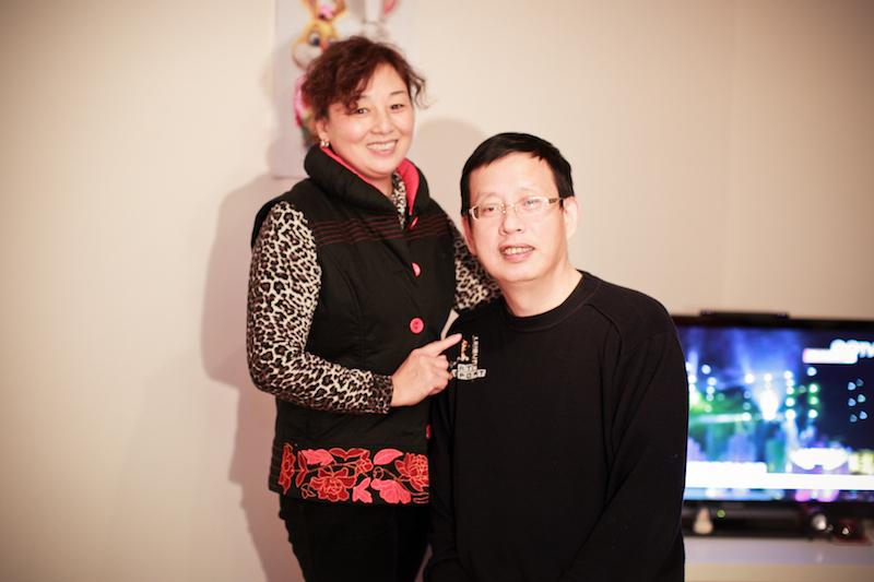 Chen Jie home dinner 056
