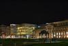 Stadmitte (Ramiro Marquez) Tags: city architecture night germany deutschland europe stuttgart center schlossplatz hdr newpalace neueschloss