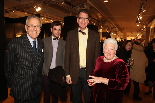 Stephen Lash, William Cullum, Thomas Jayne, Wendy Lehman Lash