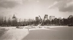(the.anomalous) Tags: leica film minnesota minneapolis sculpturegarden ilford c3 walkerartmuseum