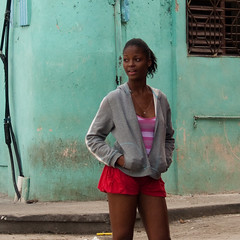 Cuba Habana (Justinsoul) Tags: girl havana  havane