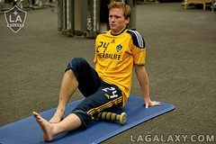 First Training Session - 2012 (LA Galaxy) Tags: training soccer lagalaxy davidbeckham mls homedepotcenter thehomedepotcenter