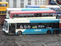 Carlton, Barnsley (Andrew Stopford) Tags: volvo carlton barnsley citybus daf arriva prestige plaxton hardwicks northerncounties sb220 t494kgb g633bph