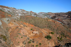 (SKTB3000.NET // Fotografa e Ilustracin) Tags: espaa spain mine hiking mining murcia mina senderismo quarry cantera ocre ocher yermo portmn launin sierraminera mera