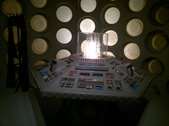 tardis console 1989 dr who experience kensington olympia 28th January 2012 14:48.21pm (dennoir) Tags: who dr january experience olympia 1989 kensington tardis console 2012 28th 144821pm