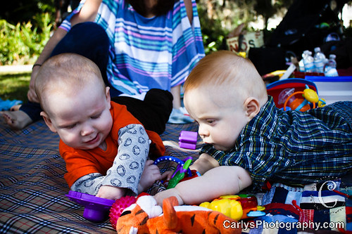 baby picnic & Kyton's first kiss-7.jpg