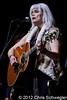 Emmylou Harris @ The 35th Ann Arbor Folk Festival, Hill Auditorium, Ann Arbor, MI - 01-28-12