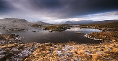 Lochan na h-Achlaise (Joe Dunckley) Tags: uk winter mountains ice landscape scotland highlands frost lakes rannochmoor westhighlands lochannahachlaise
