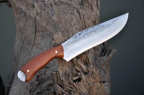 มีดตะไบ ตามแบบ fletcher knife