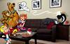 "MetLife Hanna Barbera Super Bowl Commercial (slappy427) Tags: jonnyquest disney spaceghost scoobydoo 1970s metlife flintstones park"" jetsons looneytunes muttley yogibear bettyrubble huckleberryhound fredflintstone barneyrubble hannabarbera richierich johnnyquest topcat saturdaymorningcartoons wilmaflintstone snagglepuss ""speed 1960's buggy"" quickdrawmcgraw ""teen angels"" machine"" ""mystery phantom"" ""captain ""funky laffalympics pebblesandbammbamm dinoflintstone ""scooby doo"" ""shaggy"" ""jellystone ""jabberjaw"" caveman"""
