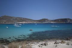 Simo Beach, Elafonisos (Lambrakis Photography) Tags: blue beach canon sand greece laconia elafonisos eos450d simobeach