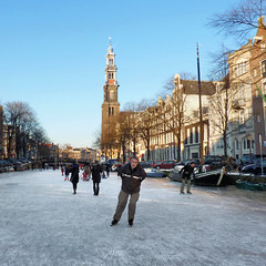 Amsterdam prepares for legendary Keizer ice skating Race (Bn) Tags: winter people cold holland ice netherlands dutch amsterdam race geotagged frozen topf50 downtown iceskating skating joy kinderen nederland freezing first canals age skate prinsengracht temperature mokum occasion rare grachten pleasure skates blades winters stad harsh preparing jordaan 2012 keizer westertoren d66 ijs gluhwein schaatsen koud westerkerk amsterdamse ijspret hendrick chocolademelk grachtengordel 7c hollandse oudhollands 50faves gekte winterse sferen avercamp geo:lat=52373055 geo:lon=4882972 ijzers ijsplezier jordanezen ijsnota keizersrace