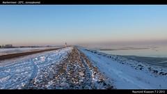 IMG_0248 (raymondklaassen) Tags: 20 ijs koud vorst markermeer zonsopkomst konvooi ijsvlakte