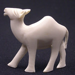 "<b>Camel (Dromedary)</b><br/> -Unknown- Camel (Dromedary) Ivory, ca. 1972 LFAC #2008:01:43<a href=""http://farm8.static.flickr.com/7019/6835906663_cd06f00204_o.jpg"" title=""High res"">∝</a>"