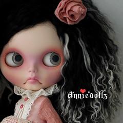 OOAK doll fiona♥gone Singapore