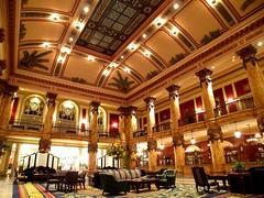 (LaTur) Tags: architecture hotel design style richmond lobby dcist taste jeffersonhotel