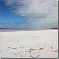 Le lac rose - Western Australia (Vince Arno) Tags: panorama australia sel vue westernaustralia australie lacrose