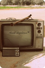 :   .    !! (AMAL.Q *  ) Tags: old tv