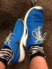 Roshe Runs (Nude_Buddh) Tags: blue shoes kick run nike cash buy kicks runs sell paypal nikes roshes roshe rosherun uploaded:by=flickrmobile flickriosapp:filter=nofilter rosheruns