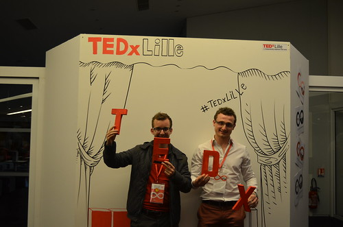 "Vos photos de TEDxLille 2014 • <a style=""font-size:0.8em;"" href=""http://www.flickr.com/photos/119477527@N03/13379332363/"" target=""_blank"">View on Flickr</a>"