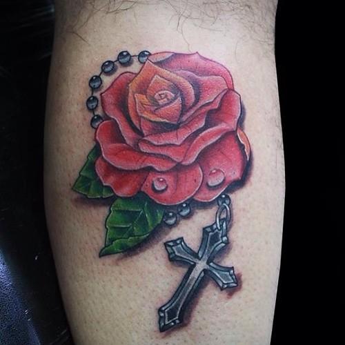 Rose Tattoo Tatuajes Tattoos Roses Rosario Tato Castro Rock
