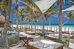 Playa Paraiso, Tulum, Riviera Maya, (Inti Runa) Tags: mexicomexique2008 tulum caraïbes carribean caribe rivieramaya quintanaroo seascape beach plage tourisme travel canoneos30d canon1755mmf28is