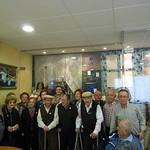 """Visita de los usuarios del Centro de Día a la Hdad. Santa María Cleofé <a style=""""margin-left:10px; font-size:0.8em;"""" href=""""http://www.flickr.com/photos/66328746@N04/13968321021/"""" target=""""_blank"""">@flickr</a>"""