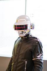 Daft Punk (Sometimes Convention) Tags: anime fan costume punk cosplay sony central cosplayer daft fandom a7 2016 a7rii a7r2