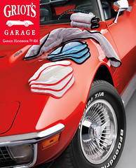 Handbook 414: 1970 Chevrolet Corvette Stingray (Griot's Garage) Tags: chevrolet stingray corvette 454 griotsgarage