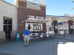 Will Call Stand at Surprise Stadium -- Surprise, AZ, March 09, 2016 (baseballoogie) Tags: arizona canon baseball stadium az powershot surprise ballpark springtraining royals kansascityroyals cactusleague baseballpark surprisestadium 030916 sx30is canonpowershotssx30is baseball16