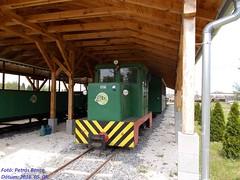 C50 E04047 Mesztegny, 2016. 05. 08. (2) (petrsbence) Tags: hungary trains retro railways narrowgauge c50 vonat somogy schmalspurbahn vast kisvast erdeivast mesztegny ev dieselmozdony