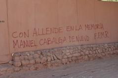 Estado chileno, pen del despojo (Heimlich el sudaca patagnico) Tags: graffiti bolivia pinta sanpedrodeatacama allende heimlich klassenkampf classstruggle luchadeclases