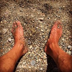 14/05/16 (ordinarynomore) Tags: italy sun beach lastday sicily isolabella taormina chickenlegs