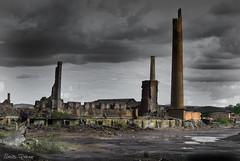 Cerco Industrial (apf1983) Tags: industrial andalucia ruinas cordoba abandonados pasado patrimonio pearroya