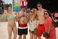 Hangout 2016 (Victoria Kohl) Tags: sunset camp music beach wheel festival coast gulf crowd alabama ferris shore fest shores hangout 2016 homf