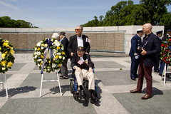 VE Day 2016 At The WWII Memorial  (480) (smata2) Tags: monument washingtondc dc memorial warmemorial veday nationscapital nationalworldwartwomemorial wwiiveteransremembrance